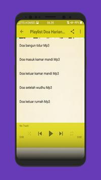 Doa Harian Anak Muslim Terlengkap Mp3 screenshot 2
