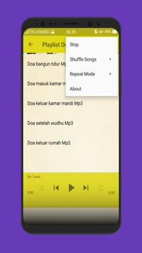 Doa Harian Anak Muslim Terlengkap Mp3 screenshot 5