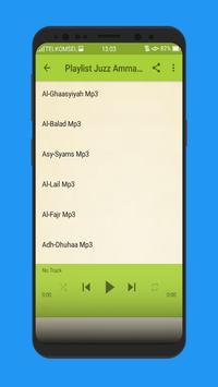 Juz Amma Terlengkap Offline Mp3 screenshot 3