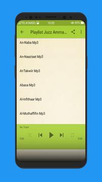 Juz Amma Terlengkap Offline Mp3 screenshot 2