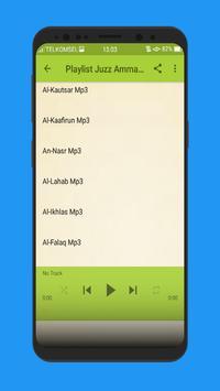 Juz Amma Terlengkap Offline Mp3 screenshot 4