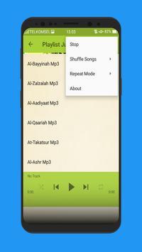 Juz Amma Terlengkap Offline Mp3 screenshot 5