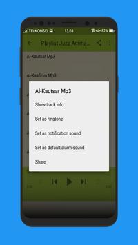 Juz Amma Terlengkap Offline Mp3 screenshot 6
