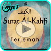 Surat Al Khafi Offline Mp3 icon