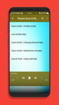 Surat Al Khafi Offline Mp3 screenshot 2