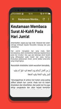 Surat Al Khafi Offline Mp3 screenshot 4