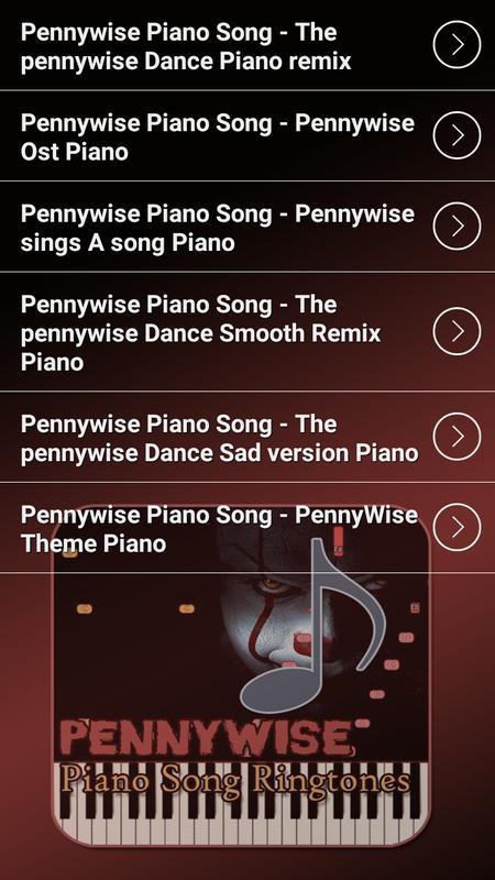 ringtone piano sad