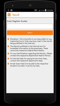 Sathyabama University apk screenshot