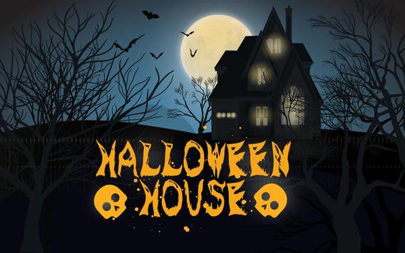 Halloween House: Haunted poster