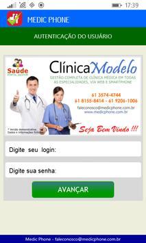 DF Modelo Medic Phone poster