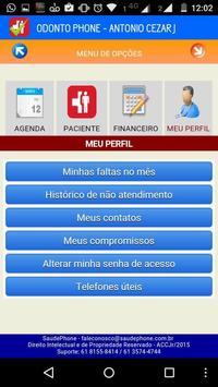 DF Modelo Medic Phone screenshot 2