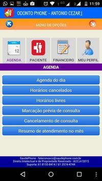 DF Modelo Medic Phone screenshot 3