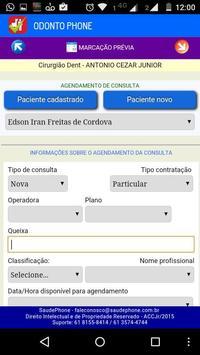 DF Modelo Medic Phone screenshot 5