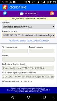 DF Modelo Medic Phone screenshot 6