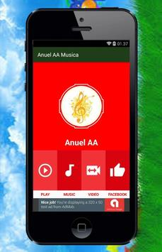 Anuel AA - Musica poster