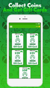 ... Free Xbox Live Gold - Xbox Gift Cards apk screenshot