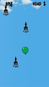 Balloon Escape - Escape com o balão apk screenshot