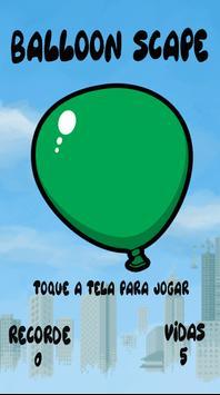 Balloon Escape - Escape com o balão poster