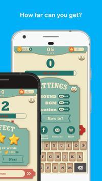 Shiritori Word Chains screenshot 4