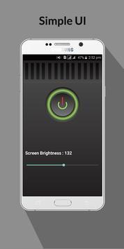 Flashlight hd light torch 2018 screenshot 1