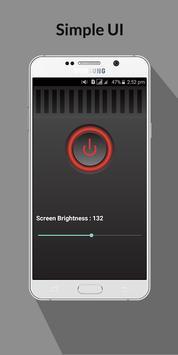 Flashlight hd light torch 2018 screenshot 2