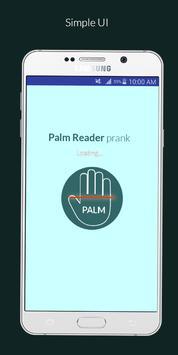 Palmistry Scan Hand Reading : Palm Reader prank screenshot 1