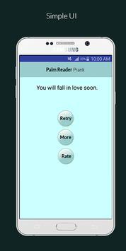 Palmistry Scan Hand Reading : Palm Reader prank screenshot 4