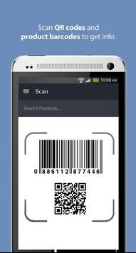 ScanLife Barcode & QR Reader poster