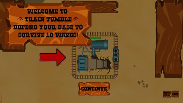 Train Tumble (Unreleased) apk screenshot