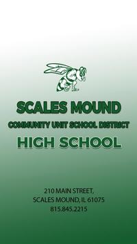 Scales Mound High School poster