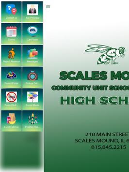 Scales Mound High School apk screenshot