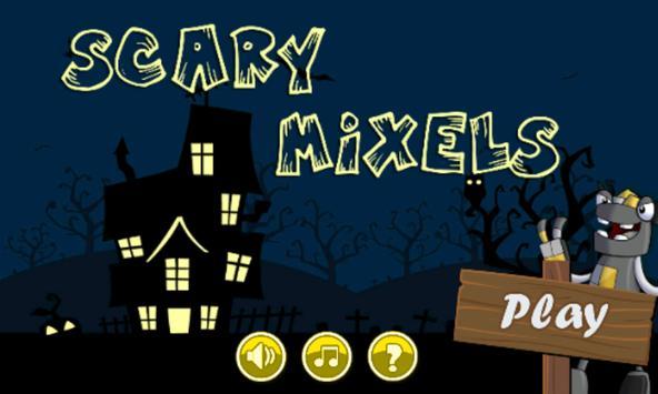 Scary mixels apk screenshot