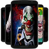 scary clown wallpaper