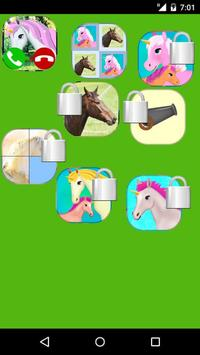 unicorn call simulation game screenshot 2