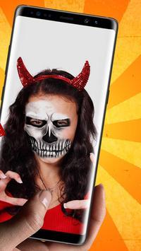 Scary Halloween Photo Editor screenshot 1