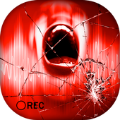 Scary Voice Changer Recorder icon