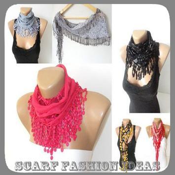 Scarf Fashion Ideas poster