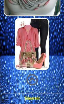Scarf Fashion Ideas apk screenshot