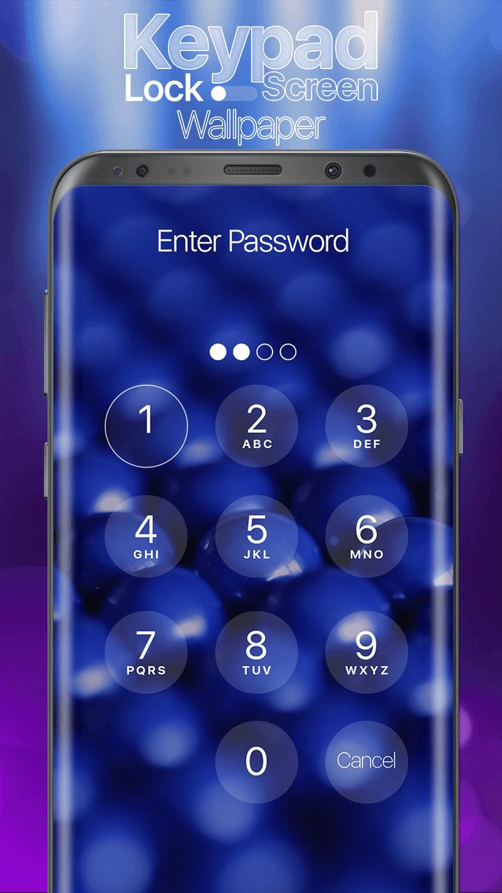 Keypad Lock Screen Wallpaper For Android Apk Download
