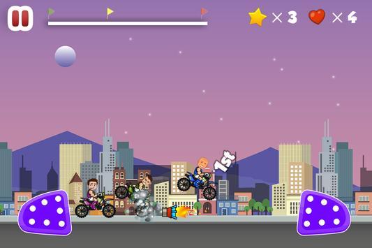 School Bullying Racing Game apk screenshot