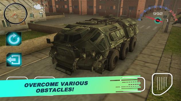 School US Army Driving 3D apk screenshot