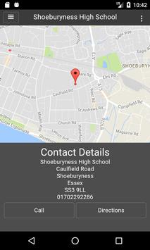 Shoeburyness High School screenshot 3