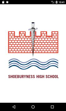 Shoeburyness High School poster