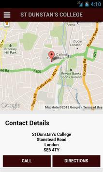 St Dunstan's apk screenshot
