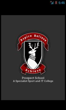 Prospect School poster
