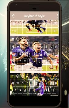 keyboard theme for Schalke 04 apk screenshot