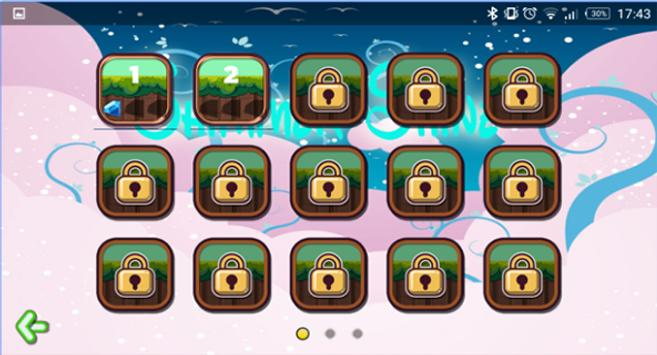Shimmer The princess adventure in the castle apk screenshot