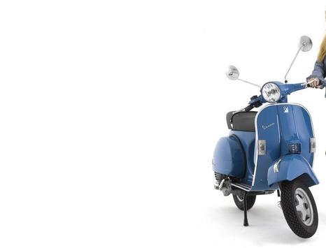 Scooter Legend Wallpaper screenshot 6