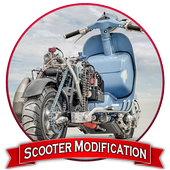 Scooter Modification icon