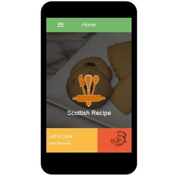 Scottish Recipes poster